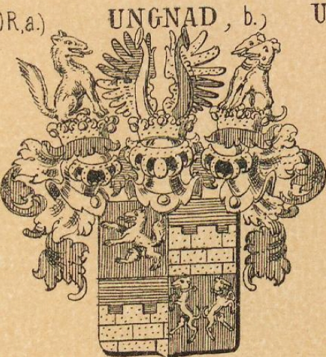 Ungard Coat of Arms / Family Crest 1