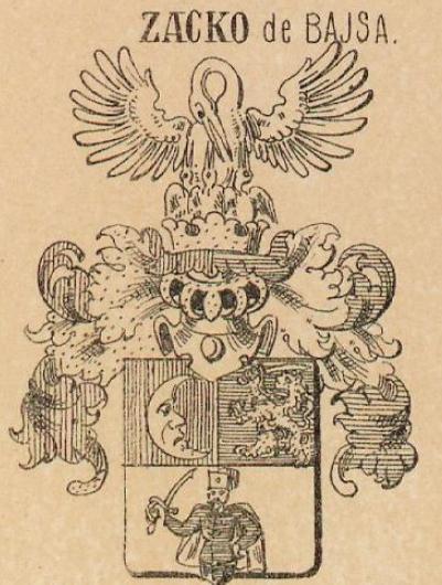 Zacko Coat of Arms / Family Crest 0