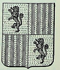 Acquaviva Coat of Arms / Family Crest 1