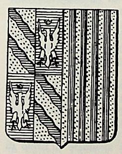 Gaetani Coat of Arms / Family Crest 1