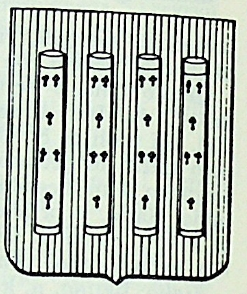 Quesada Coat of Arms / Family Crest 1