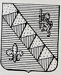 Ultramarini Coat of Arms / Family Crest 1
