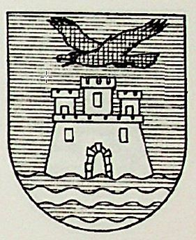 Abandames Coat of Arms / Family Crest 1