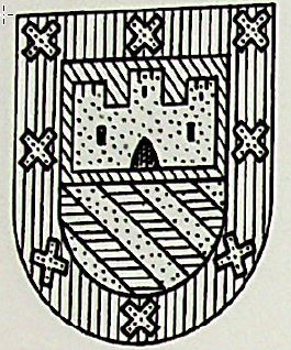 Ayenza Coat of Arms / Family Crest 1