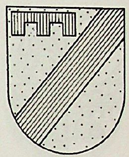 Ubech Coat of Arms / Family Crest 1