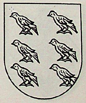 Urturi Coat of Arms / Family Crest 1