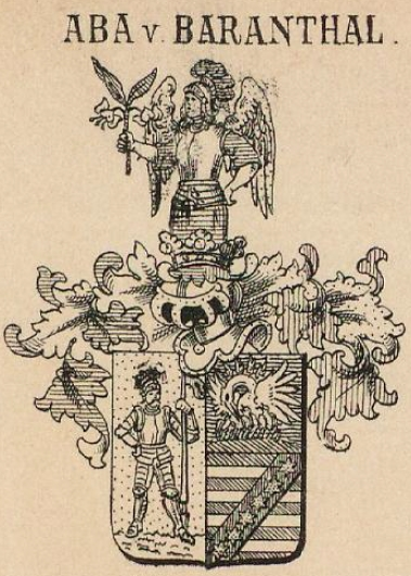 Aba Coat of Arms / Family Crest 5