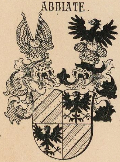 Abbiate Coat of Arms / Family Crest 0