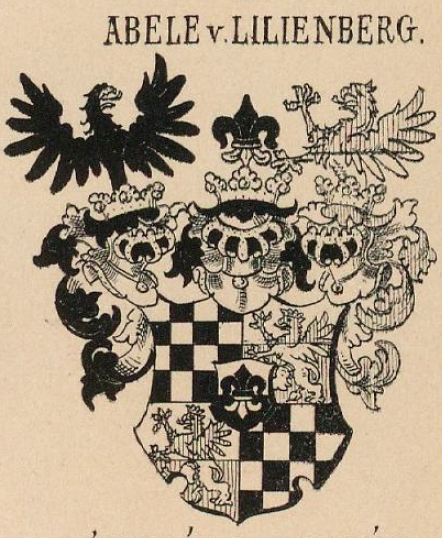 abele Coat of Arms / Family Crest 0