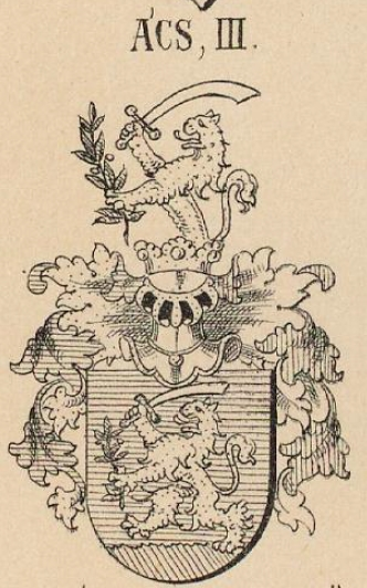 Acs Coat of Arms / Family Crest 3