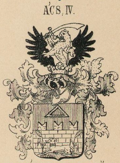 Acs Coat of Arms / Family Crest 4
