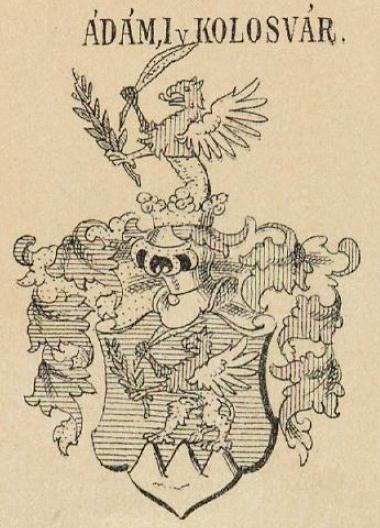 Adam Coat of Arms / Family Crest 0