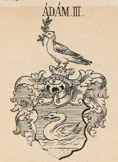 Adam Coat of Arms / Family Crest 2