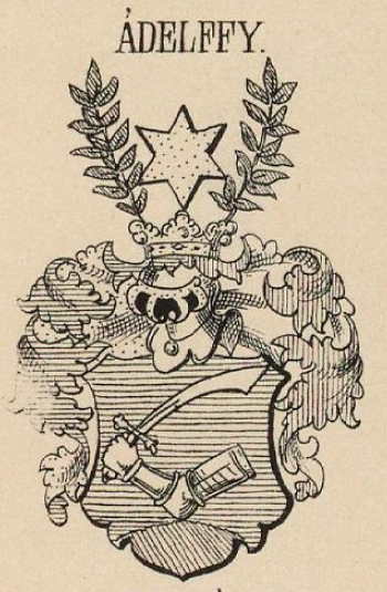 Adelffy Coat of Arms / Family Crest 0