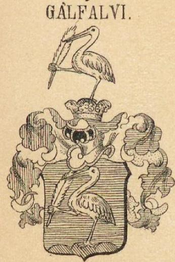Galfalvi Coat of Arms / Family Crest 0