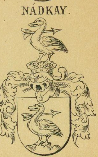 Nadkay Coat of Arms / Family Crest 0