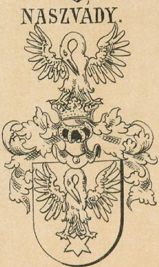 Naszvady Coat of Arms / Family Crest 0