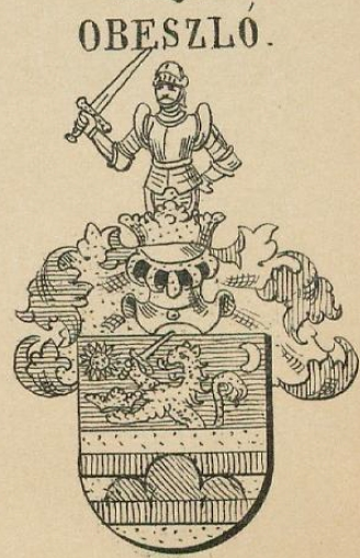 Obeszlo Coat of Arms / Family Crest 0