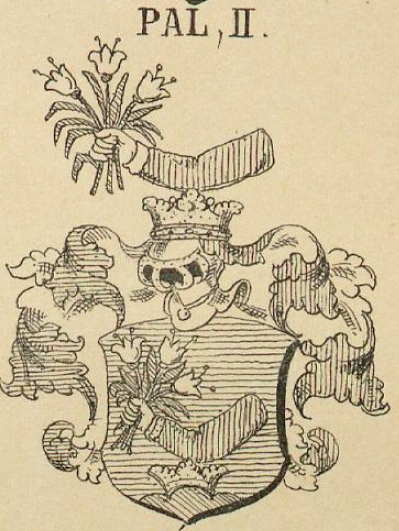 Pal Coat of Arms / Family Crest 1