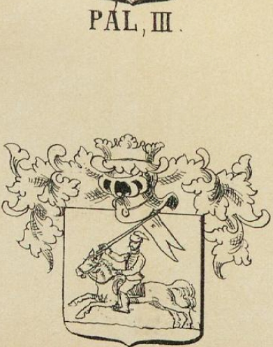 Pal Coat of Arms / Family Crest 2