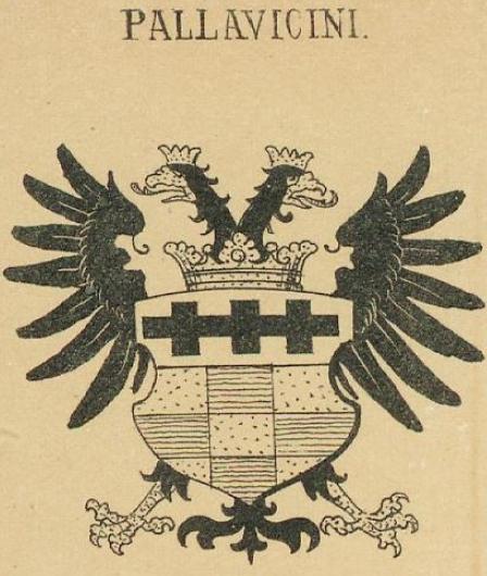 Pallavicini Coat of Arms / Family Crest 2