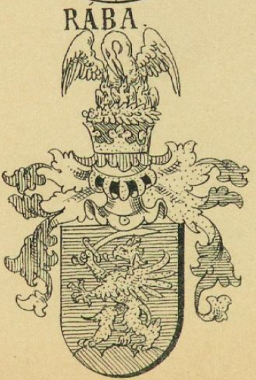 Raba Coat of Arms / Family Crest 1