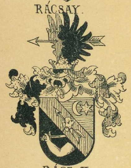 Racsay Coat of Arms / Family Crest 0