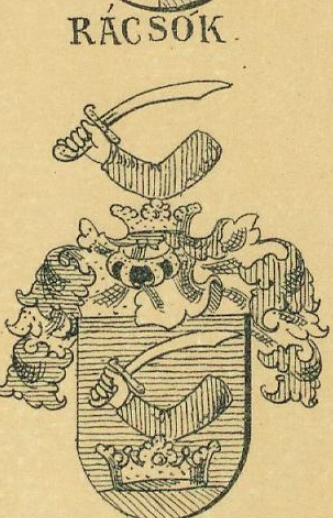 Racsok Coat of Arms / Family Crest 0