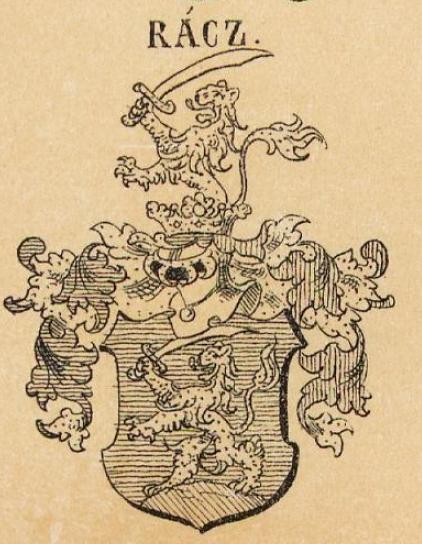 Racz Coat of Arms / Family Crest 0