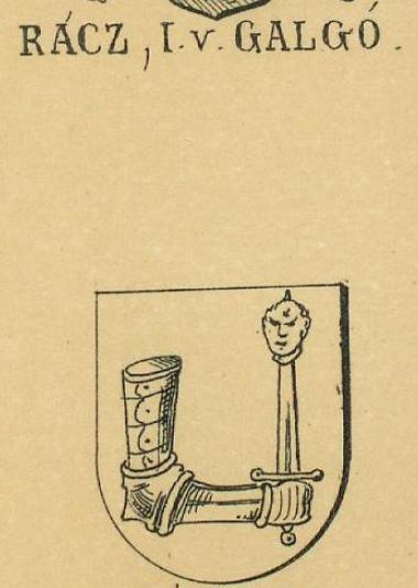 Racz Coat of Arms / Family Crest 1