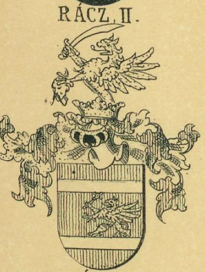 Racz Coat of Arms / Family Crest 2