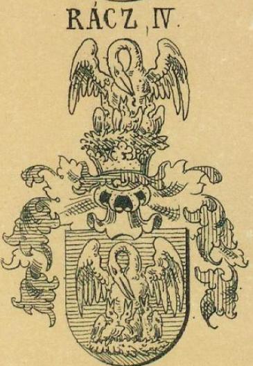 Racz Coat of Arms / Family Crest 4