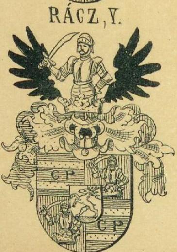 Racz Coat of Arms / Family Crest 5