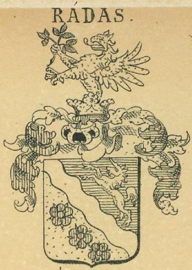 Radas Coat of Arms / Family Crest 0