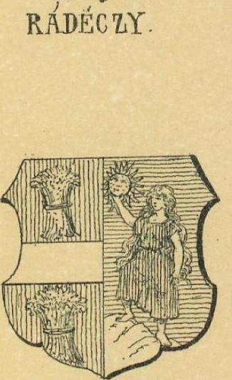 Radeczy Coat of Arms / Family Crest 0