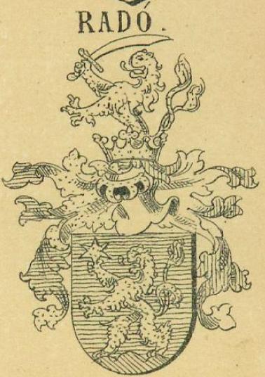 Rado Coat of Arms / Family Crest 0