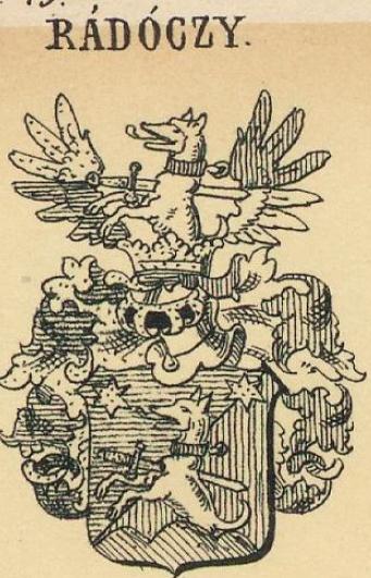 Radoczy Coat of Arms / Family Crest 0