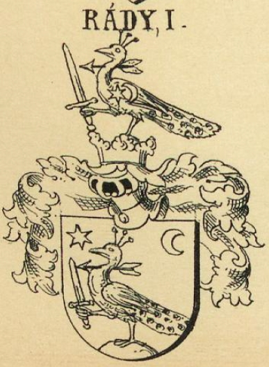 Rady Coat of Arms / Family Crest 0