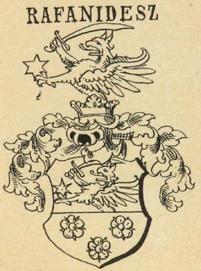 Rafanidesz Coat of Arms / Family Crest 0