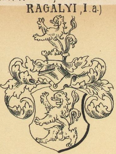 Ragalyi Coat of Arms / Family Crest 0