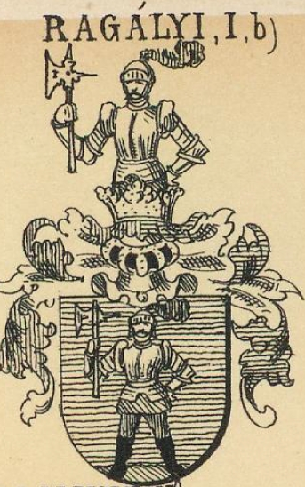 Ragalyi Coat of Arms / Family Crest 1