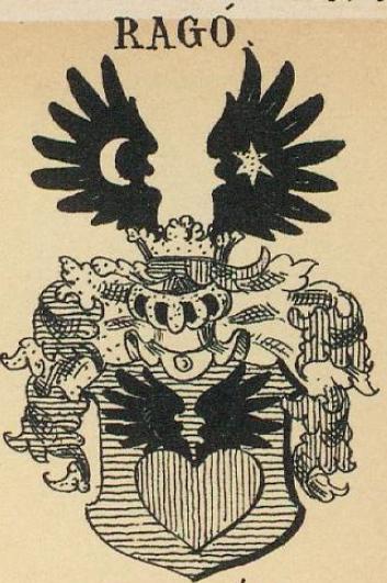 Rago Coat of Arms / Family Crest 0
