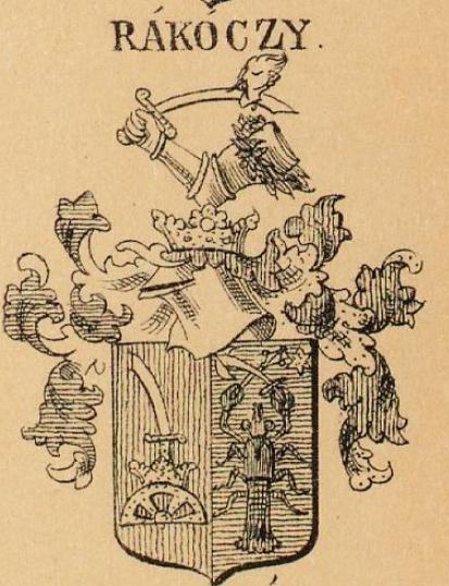 Rakoczy Coat of Arms / Family Crest 0
