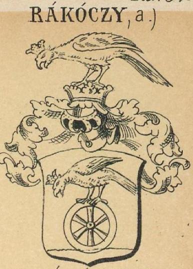 Rakoczy Coat of Arms / Family Crest 1