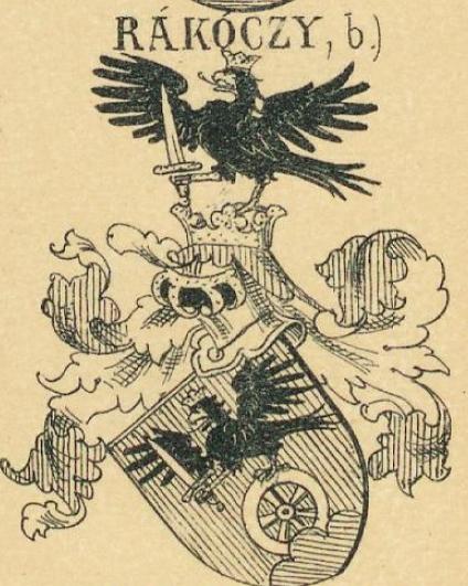 Rakoczy Coat of Arms / Family Crest 2