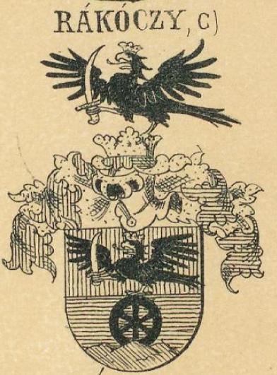 Rakoczy Coat of Arms / Family Crest 3