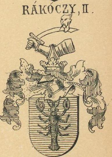 Rakoczy Coat of Arms / Family Crest 4