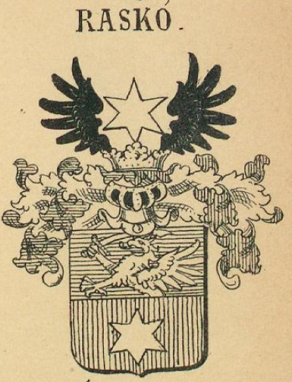 Rasko Coat of Arms / Family Crest 0