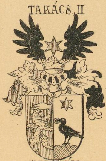 Takacs Coat of Arms / Family Crest 2