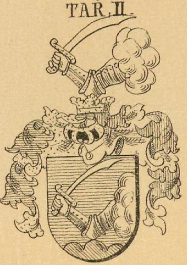 Tar Coat of Arms / Family Crest 1